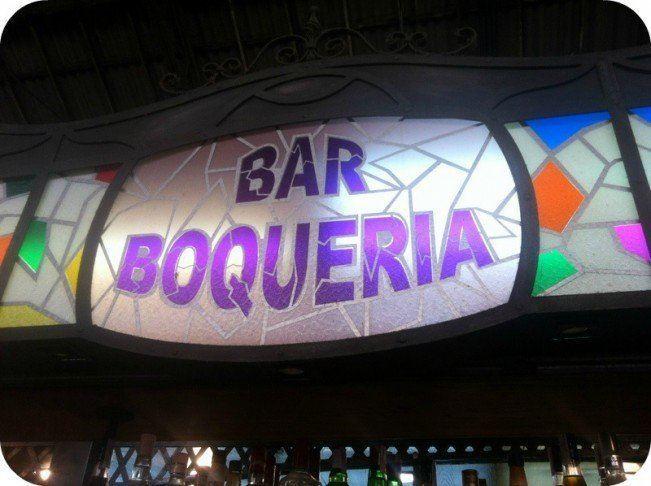 La Boqueria Marked