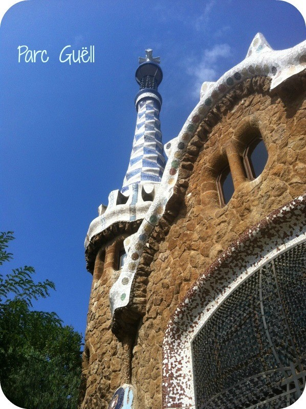 Storbyferie med børn - Barcelona