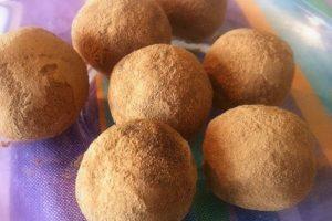 Lakridskugler med chokolade - lækker opskrift
