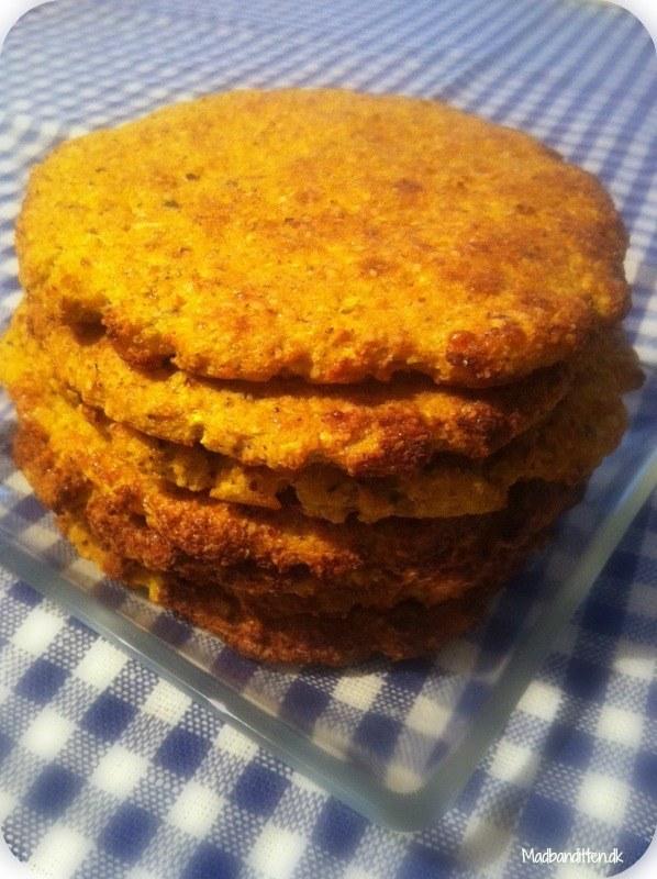 Hvidkålspandekager - opskrift på sunde grøntsagspandekager