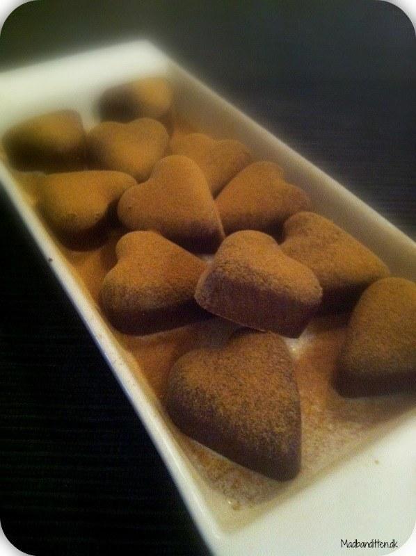 lakridschokolader uden sukker LCHF