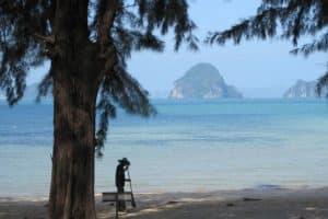 Krabi - hvor finder man stilhed og smukke øde strande i Krabi, Thailand?