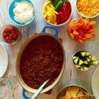 Chili con carne med chokolade - LCHF