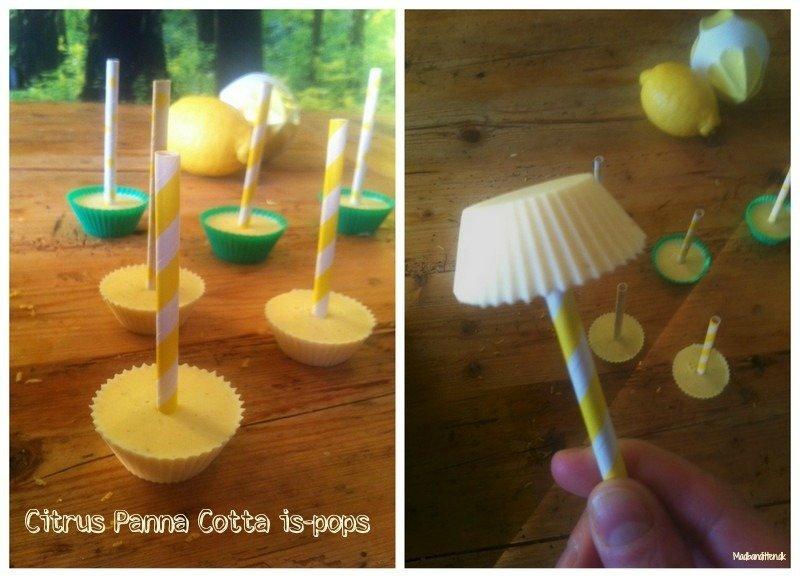 Citrus Panna Cotta is-pops