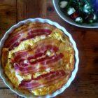 LCHF tærte uden bund - opskrift på lækker og mættende LCHF tærte