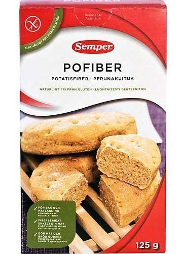 Pofiber glutenfri LCHF lowcarb