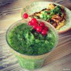 Mælkefri morgenmad LCHF - greenie