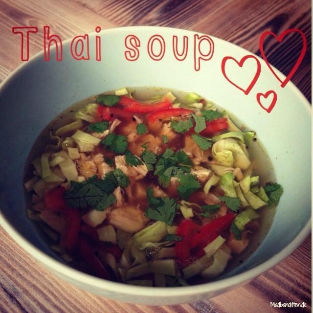 thaisuppe