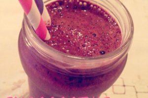Mættende, mejerifri smoothie LCHF
