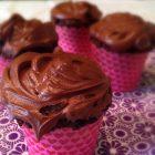 chokolademuffins LCHF, low carb