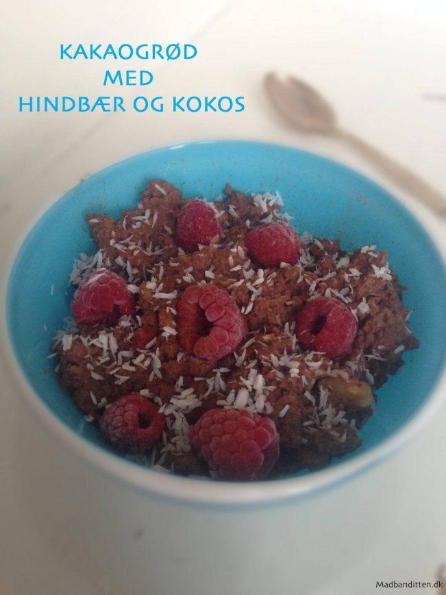 kakaogrød LCHF