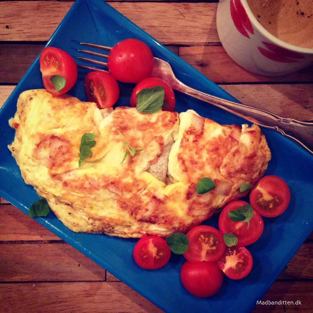 morgenmad LCHF