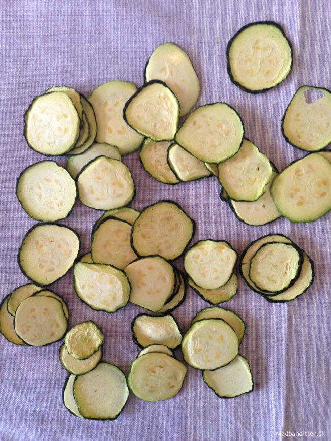 squash chips
