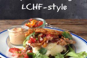 Triple Cheeseburger -LCHF
