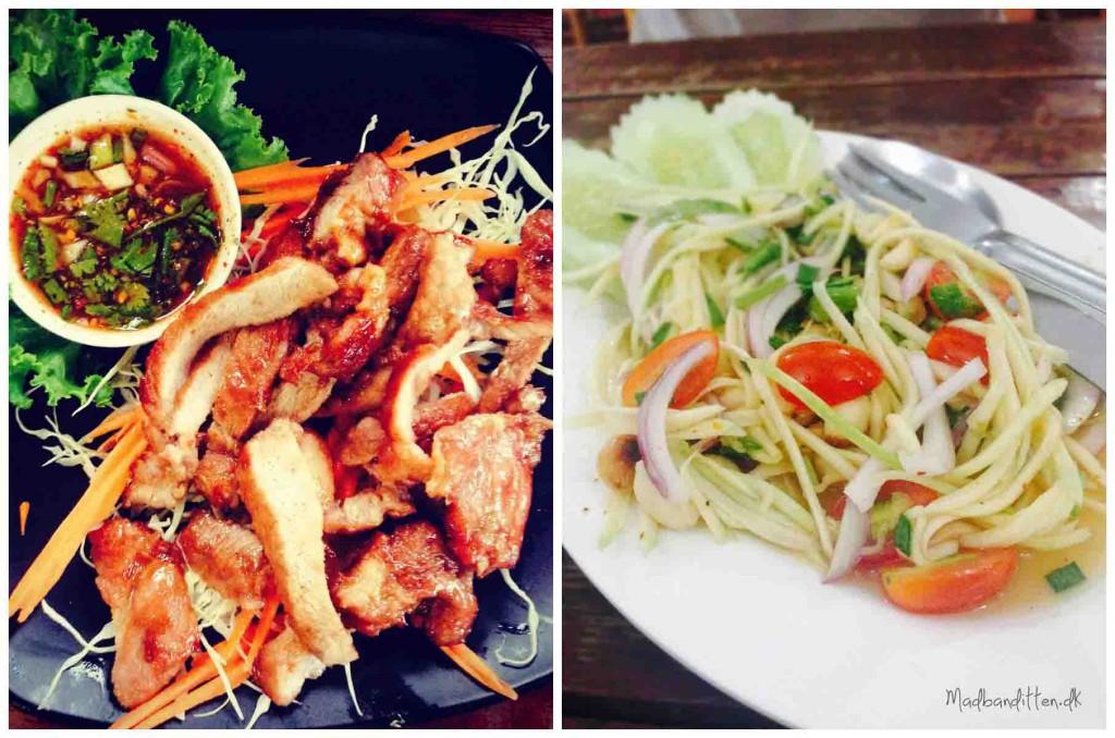 Thaifood, Koh Tao