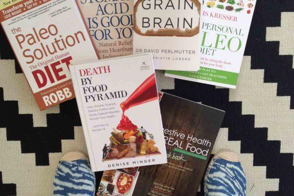 Spændende sundhedsbøger