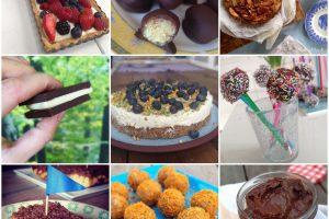 LCHF kager, desserter og lækkerier - Madbanditten.dk