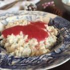 LCHF risalamande - kornfri, sukkerfri og low carb