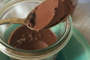 Syndig LCHF chokolademousse - kun 3 ingredienser --> madbanditten.dk