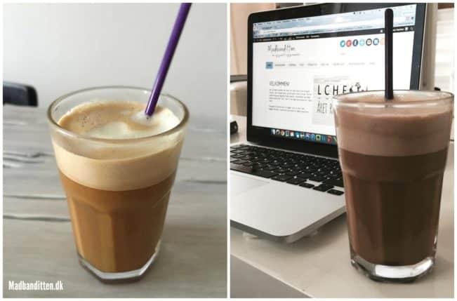 Kaffe med æggemælk - helt uden kulhydrater --> madbanditten.dk