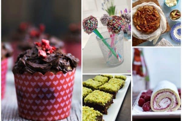 5 lækre kager uden kornprodukter og uden tilsat sukker --> madbanditten.dk