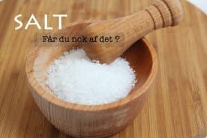 Om salt og LCHF --> madbanditten.dk