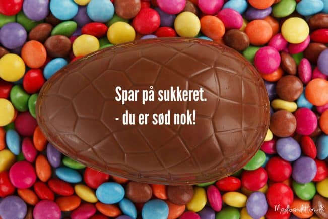 Ville du give din hund fredagsslik? Om børn og sukker. --> madbanditten.dk