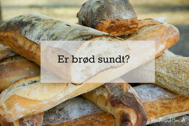 Er brød sundt ? --> madbanditten.dk