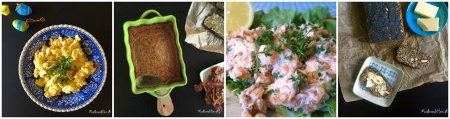 ideer til påskefrokost