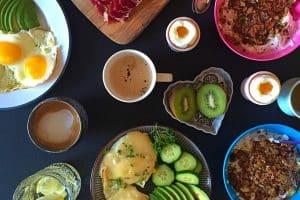 Lækreste LCHF-morgenmad --> madbanditten.dk