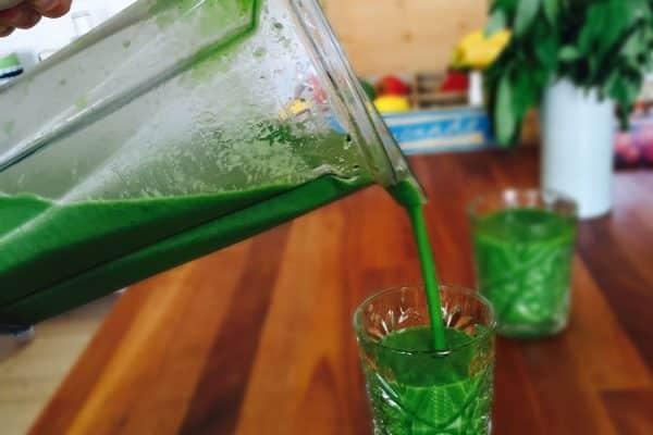 Sådan laver du en greenie - grundopskrift --> Madbanditten.dk