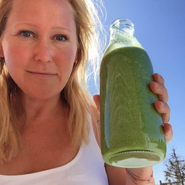 Greenie - Vitamix --> madbanditten.dk