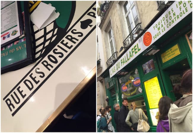 En foodies guide til gode restauranter i Paris --> Paris' bedste falafler --> Madbanditten.dk