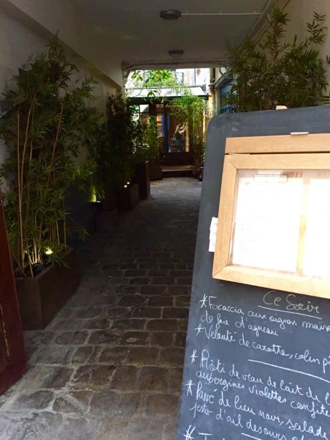 JaJa restaurant Paris