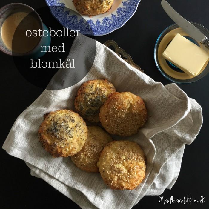 LCHF osteboller med skjult blomkål --> Madbanditten.dk