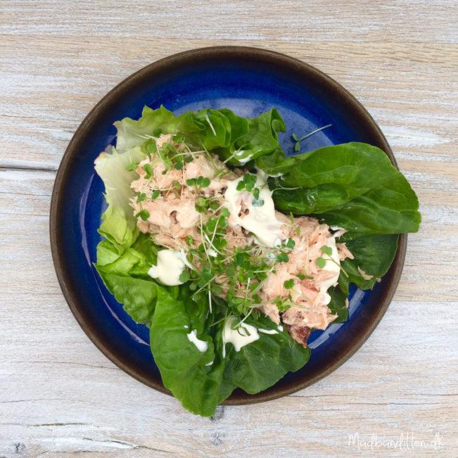 LCHF til hverdag: 5 hverdagsmåltider fra madbloggeren. --> Madbanditten.dk