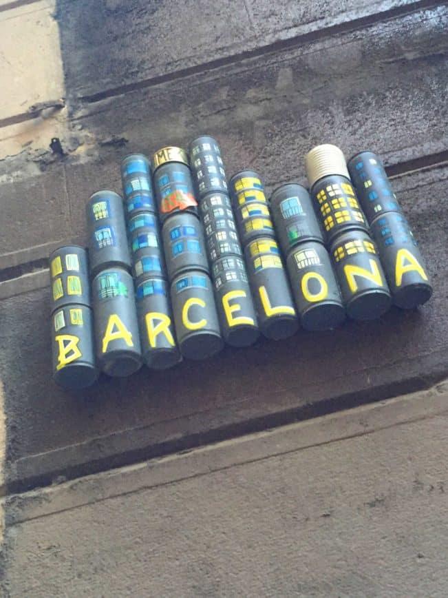 Sommerferie i Sydfrankrig og Barcelona --> Madbanditten.dk