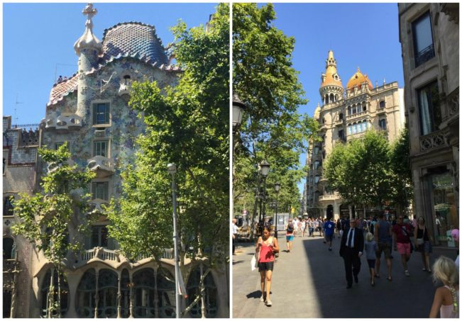 Sommerferie i Barcelona --> Madbanditten.dk