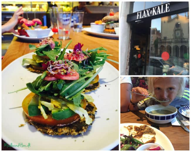 Flax & Kale - vegetarisk, flexitarisk, glutenfri restaurant i Barcelona --> Madbanditten.dk