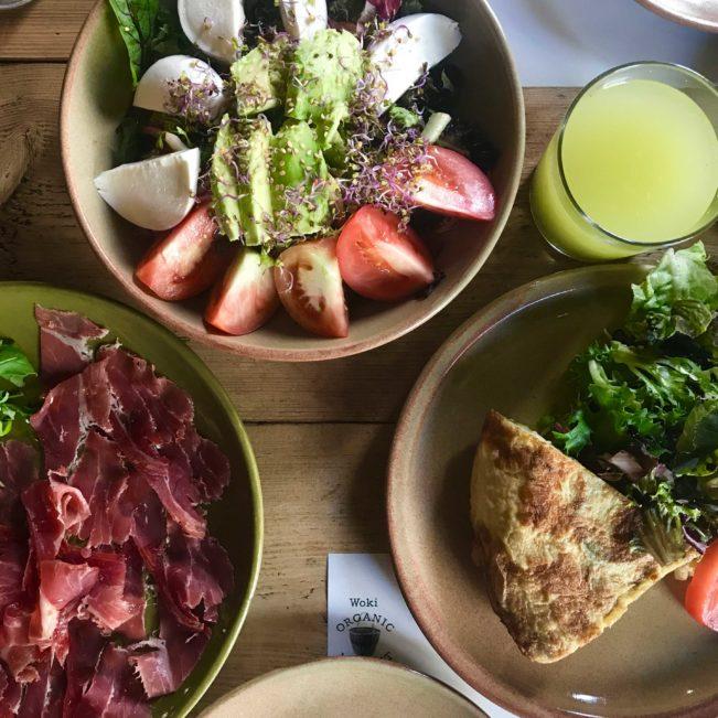 Sunde restauranter i Barcelona