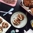 Chokolade cookies - opskrift uden sukker, mel, mælk og nødder --> Madbanditten.dk