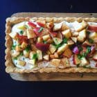 Low carb æbletærte - sukkerfri, glutenfri, kornfri, LCHF --> Madbanditten.dk