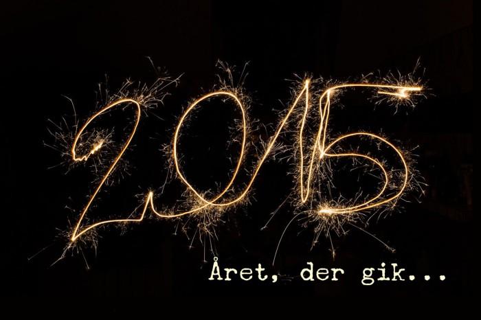 Godt nytår! - Madbandittens nytårstale 2015