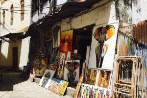 Postkort fra StoneTown, Zanzibar. Zanzibar er mere end bare strand. Se billederne fra StoneTown her.