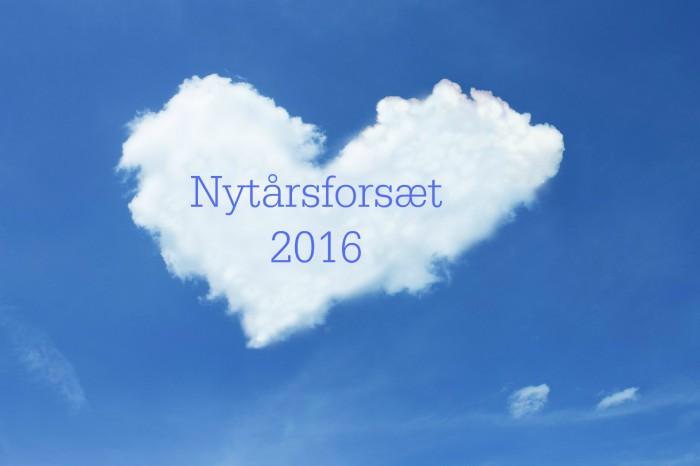 MIne nytårsforsæt 2016 --> Madbanditten.dk