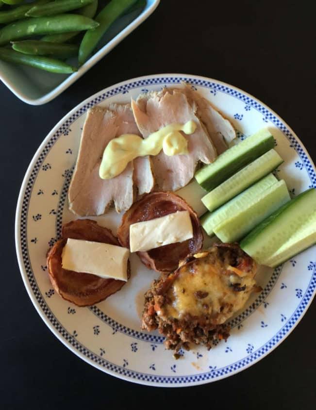 Hvad spiser madbloggere bag kulissen? Se med her:
