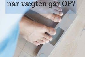 Vægtstigning på LCHF - Hvad gør du, når vægten går OP? Her er gode råd og et kontroversielt forslag --> Madbanditten.dk