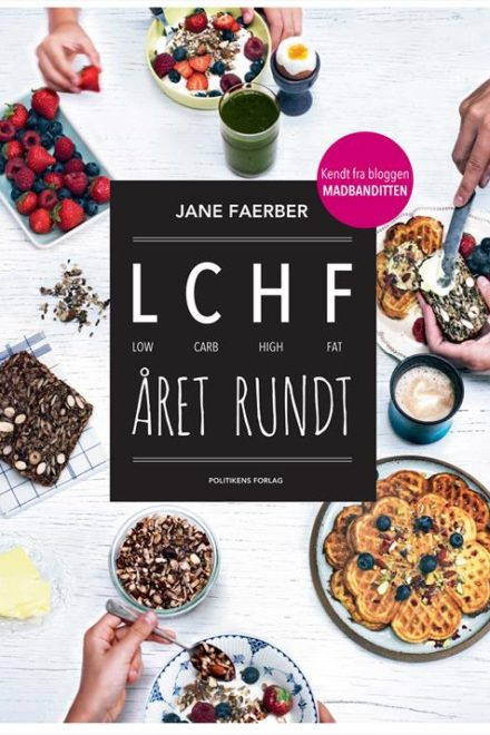 LCHF året rundt paperback