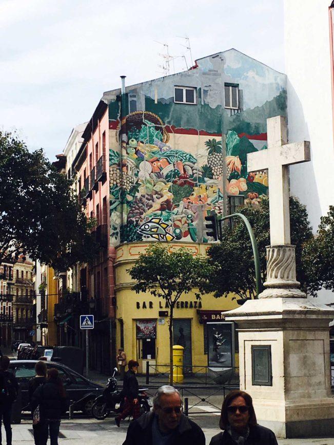 Madrid - street art