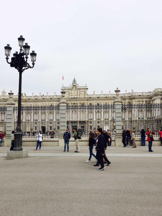 Postkort fra Madrid - billeder fra en forlænget weekend